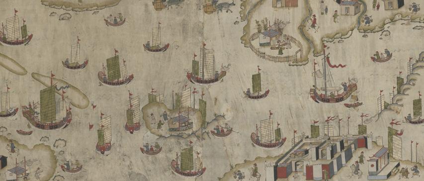 exploração marítima chinesa
