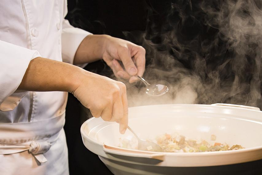 glutamato monossodico no preparo de pratos chinêses