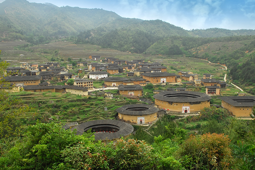 Tulous, arquitetura chinesa Hakka