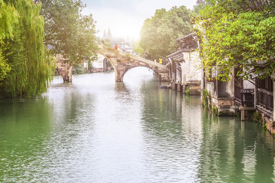 Wuzhen em Jiangnan