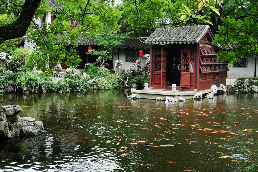 Tongli em Jiangnan