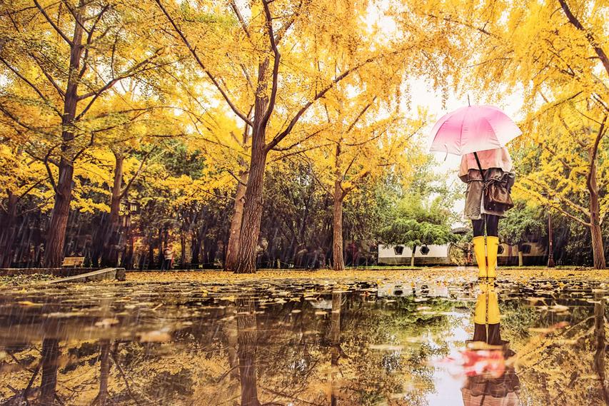 Outono em Pequim