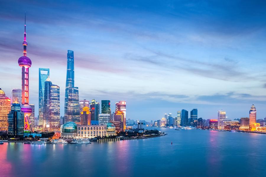 Xangai (Delta do Yangtzé)