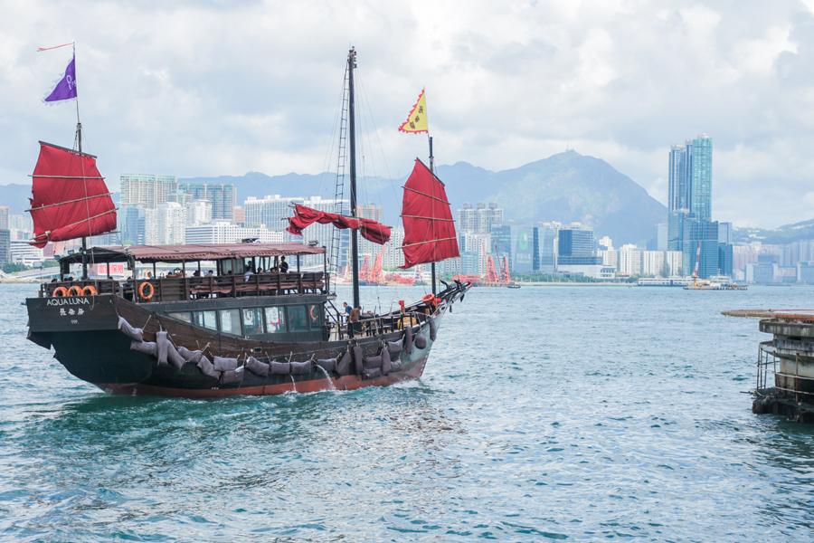 Hong Kong (A Porta dos Mares)
